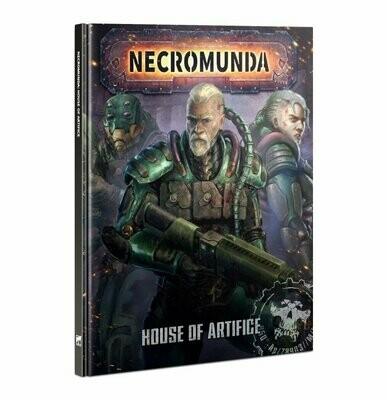 Necromunda: House of Artifice (Englisch) - Games Workshop