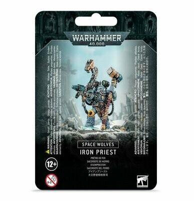 Iron Priest Eisenpriester Space Wolves - Warhammer 40.000 - Games Workshop