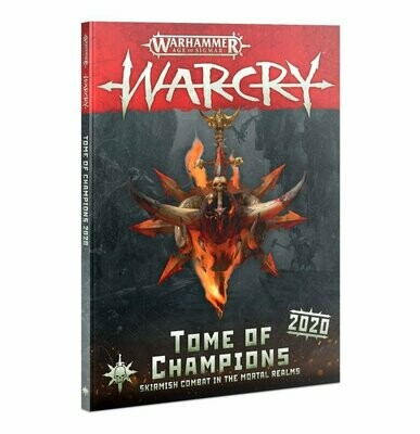 Warcry: Tome of Champions 2020 (Englisch) - Warhammer - Games Workshop