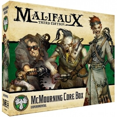 Malifaux 3rd Edition - McMourning Core Box - EN - Wyrd