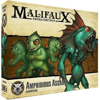 Malifaux 3rd Edition - Amphibious Assault - EN - Wyrd