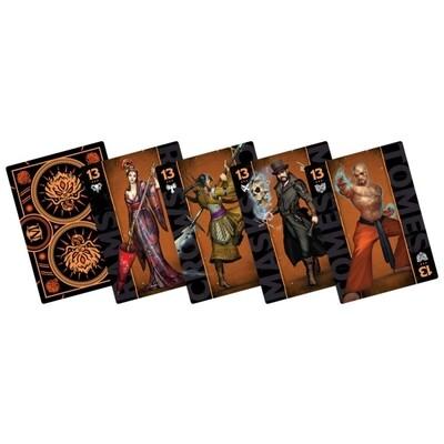 Malifaux 3rd Edition - Ten Thunders Fate Deck - EN - Wyrd