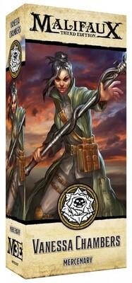 Malifaux 3rd Edition - Alt Vanessa - EN - Wyrd
