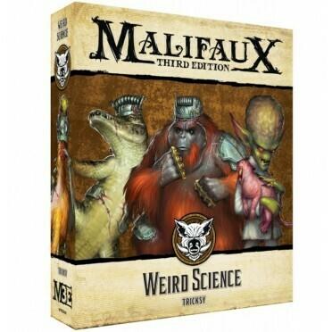 Malifaux 3rd Edition - Weird Science - EN - Wyrd