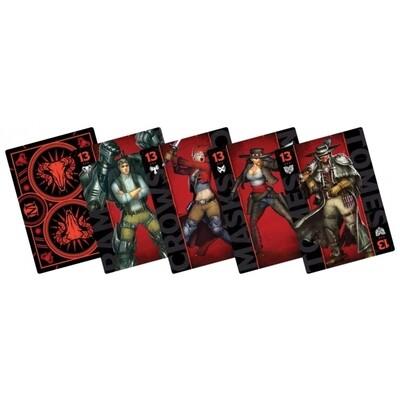 Malifaux 3rd Edition - Guild Fate Deck - EN - Wyrd