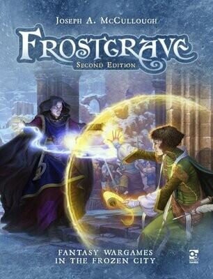 Frostgrave II Rulebook - Regelbuch (e) - Osprey/Northstar