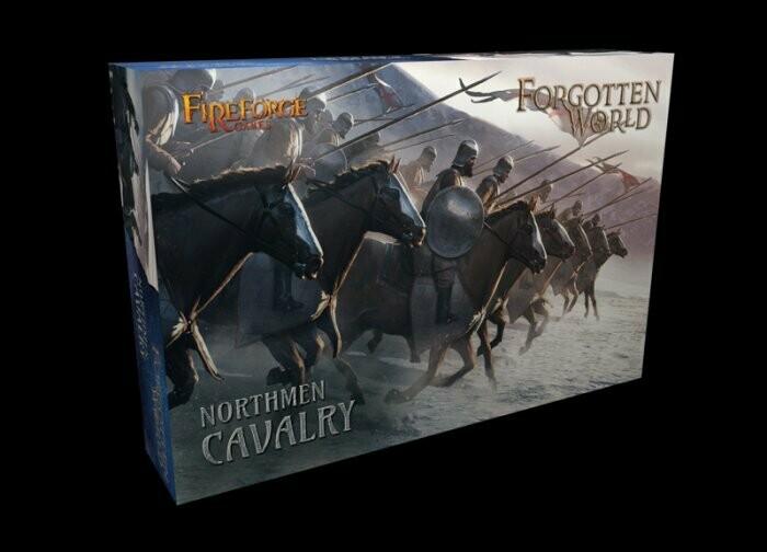 Northmen Cavalry - Deus Vult - Fireforge Games