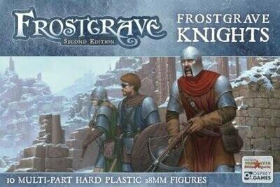 Frostgrave Knights - Frostgrave - Northstar Figures