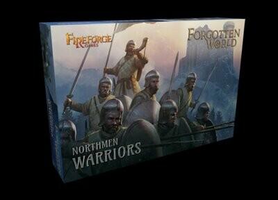 Northmen Warriors - Deus Vult - Fireforge Games
