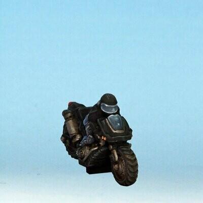 Metal Motorbike (3 bikes) - Gaslands