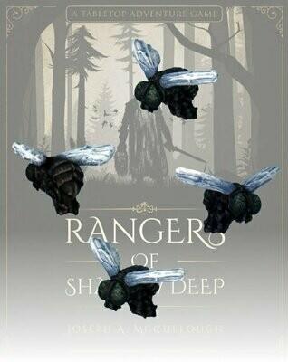 Giant Flies - Rangers of Shadow Deep - Northstar Figures