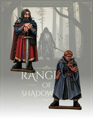 Lord Arklin & Nesra - Rangers of Shadow Deep - Northstar Figures
