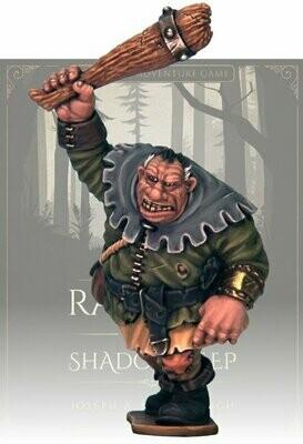 Ogre Thug - Rangers of Shadow Deep - Northstar Figures