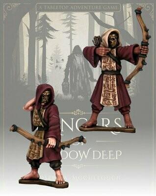 Temple Guardian Archers - Rangers of Shadow Deep - Northstar Figures