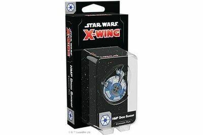 Star Wars X-Wing: SRP-Droidenkanonenboot - Deutsch