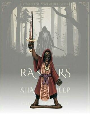 Cultist Leader - Rangers of Shadow Deep - Northstar Figures