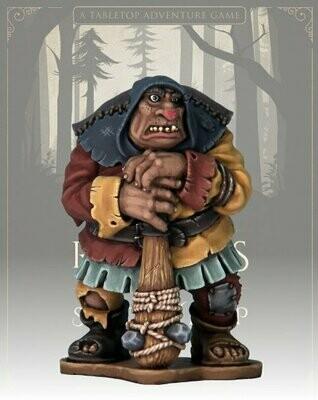 Ogre Guard - Rangers of Shadow Deep - Northstar Figures