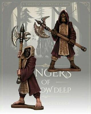 Temple Guardians - Rangers of Shadow Deep - Northstar Figures