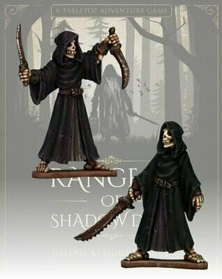 Skeletons of Shadow Deep - Rangers of Shadow Deep - Northstar Figures