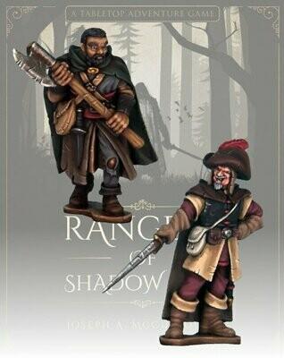 Seb & Nicolan: Blood Moon Companions - Rangers of Shadow Deep - Northstar Figures