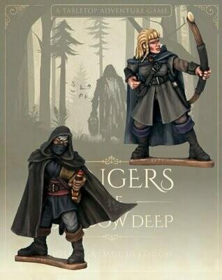 Rangers of Shadow Deep 2 - Rangers of Shadow Deep - Northstar Figures