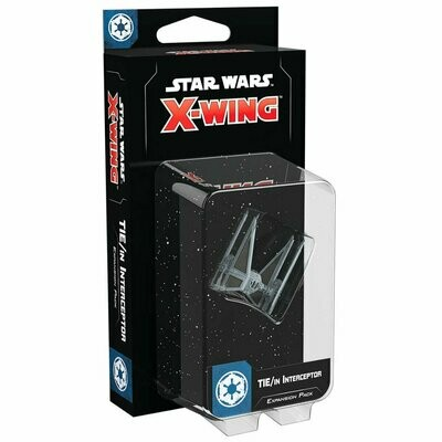 Star Wars X-Wing 2nd Edition TIE/IN Interceptor Expansion Pack - EN