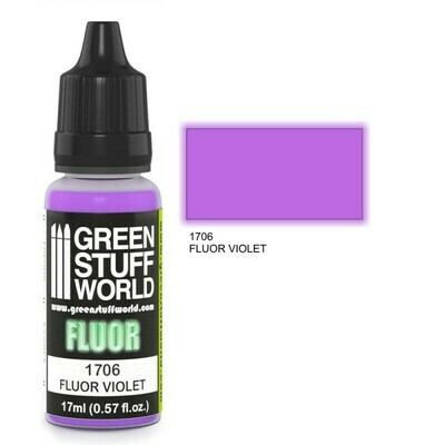 Fluor Paint VIOLET - Greenstuff World