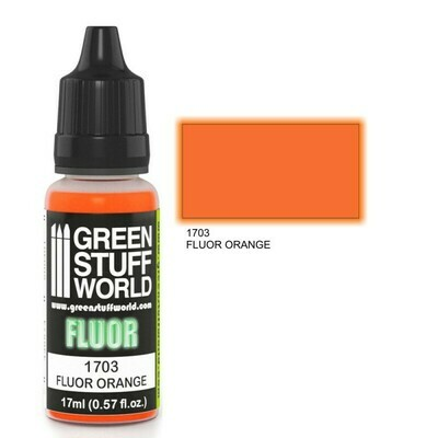 Fluor Paint ORANGE - Greenstuff World