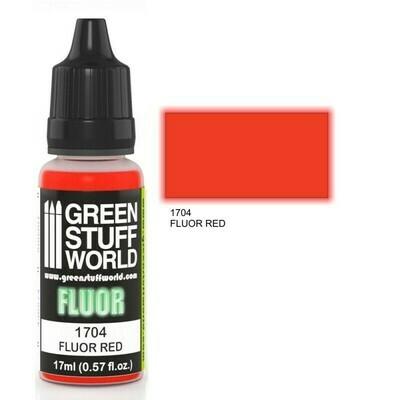 Fluor Paint RED- Greenstuff World