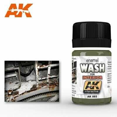 interior wash- AK Interactive