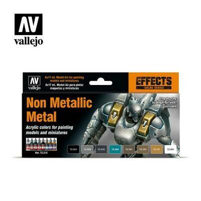 Non Metallic Metal Set - Vallejo