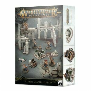 Azyrite Shattered Plaza - Warhammer Age of Sigmar Gelände - Games Workshop