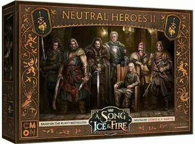 A Song Of Ice And Fire - Neutral Heroes #2 - DE