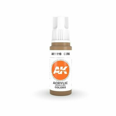 Cork - (3rd-Generation)-(17mL) - AK Interactive