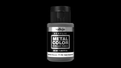 Vallejo Metal Color 77.703 Dark Aluminium - Vallejo