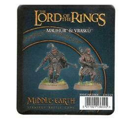 MO: LOTR: Mauhur and Vrasku - Lord of the Rings - Games Workshop