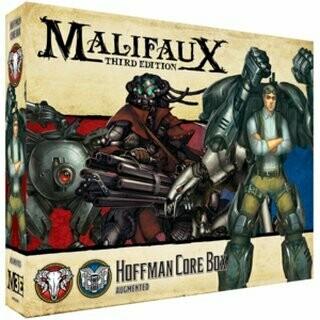 Malifaux 3rd Edition - Hoffman Core Box - EN - Wyrd