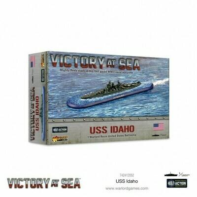 Victory at Sea: USS Idaho - Warlord Games