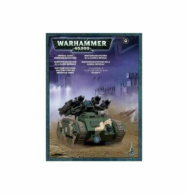 MO: Astra Militarum Manticore - Warhammer 40.000 - Games Workshop