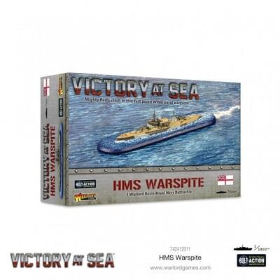 Victory at Sea: HMS Warspite - Warlord Games
