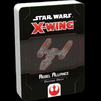 FFG - Star Wars X-Wing: Rebel Alliance Damage Deck - EN