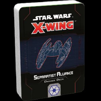 FFG - Star Wars X-Wing: Separatist Damage Deck - EN