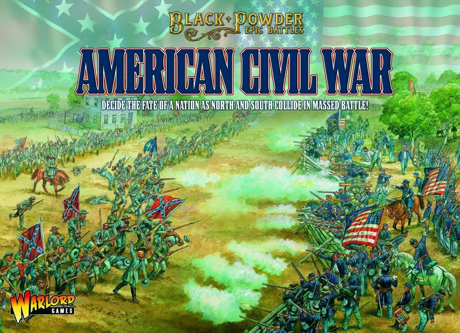 Epic Battles: American Civil War Starter Set - Warlord Games
