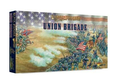 Epic Battles: ACW Union Brigade  - Warlord Games