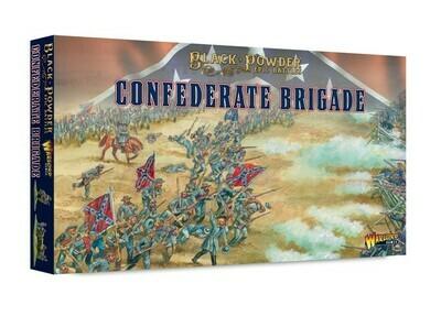 Epic Battles: ACW Confederate Brigade - Warlord Games