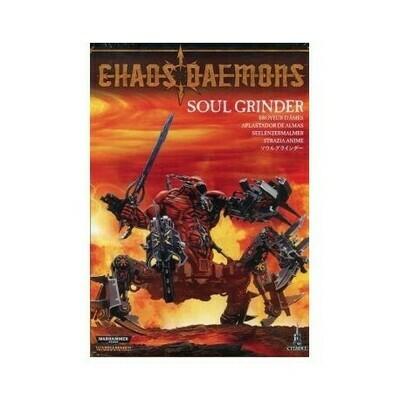 Soul Grinder Chaos Daemons - Warhammer 40.000 - Games Workshop