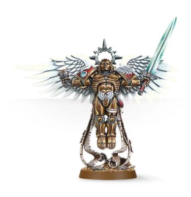BLOOD ANGELS The Sanguinor, Exemplar of the Host - Warhammer 40.000 - Games Workshop