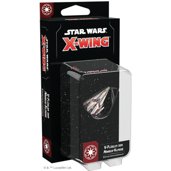 Star Wars: X-Wing 2.Ed. - V-Flügler der Nimbus-Klasse - DE - Deutsch