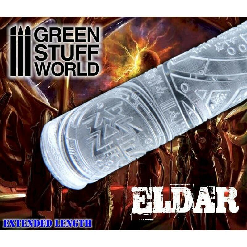 STRUKTURWALZE Rolling Pin ELDAR - Greenstuff World