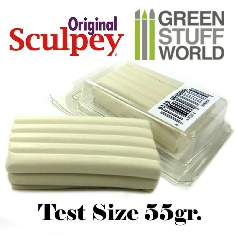 Sculpey Original 55 gr. Ofenhärtende Modelliermasse - Greenstuff World